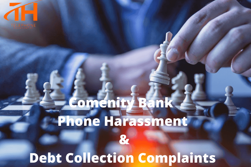 Stop Comenity Bank Phone Harassment